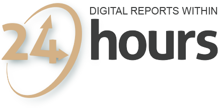 Digital home inspection Reports Within 24 Hours