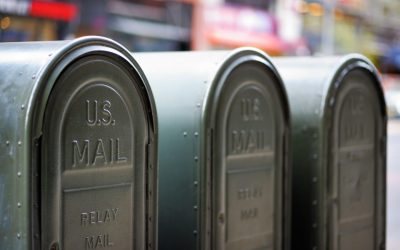 Who to Notify of Your Change of Address